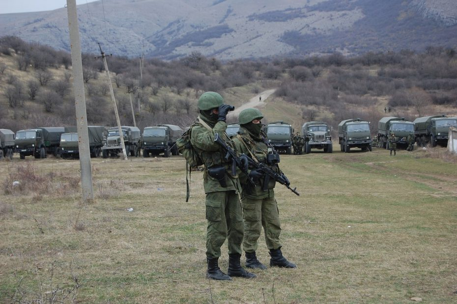 frontière russe